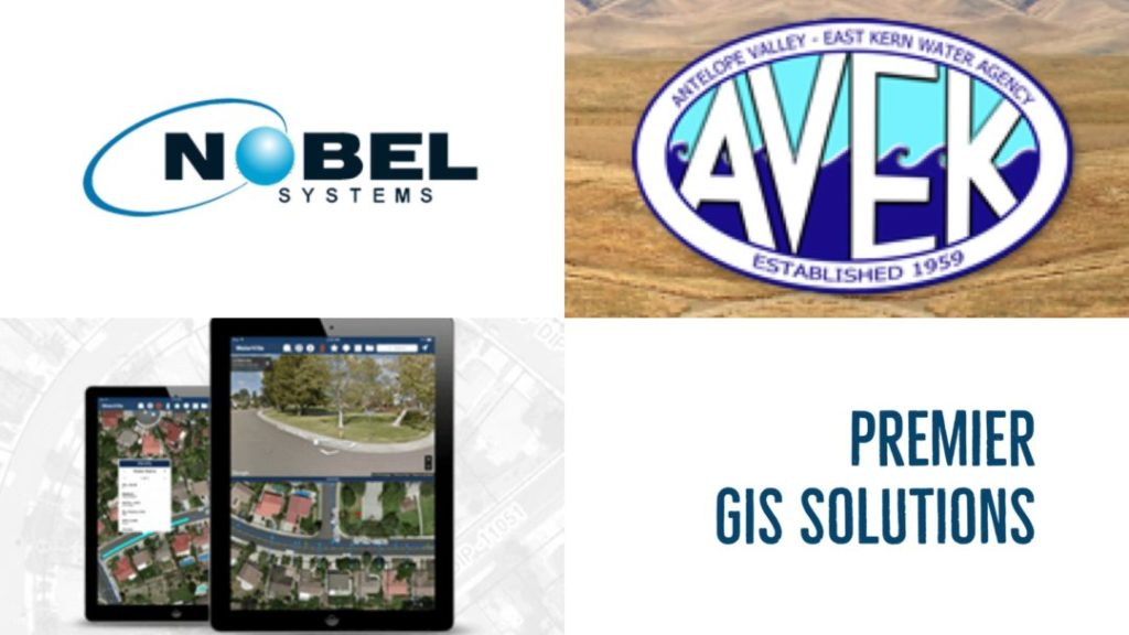AVEK Contracts with Nobel Systems to implement GIS Workflow