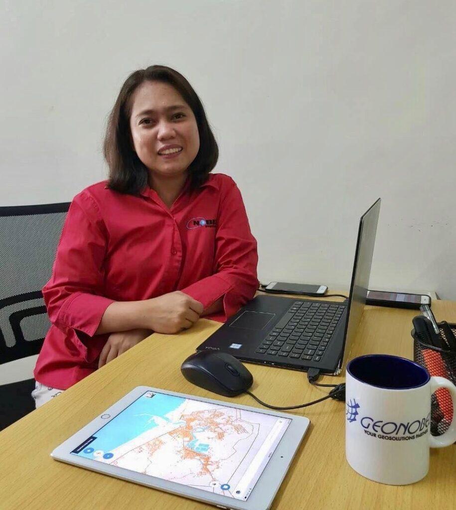 Richel Cebu, Business Development Executive, Nobel Systems, Philippines