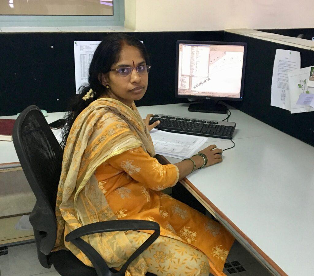 Nobel Systems Software Developer SriLalitha, India