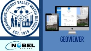 Beaumont-Cherry Valley Water District contracts Nobel systems GeoViewer GIS services
