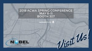Nobel Systems exhibits GIS products at ACWA