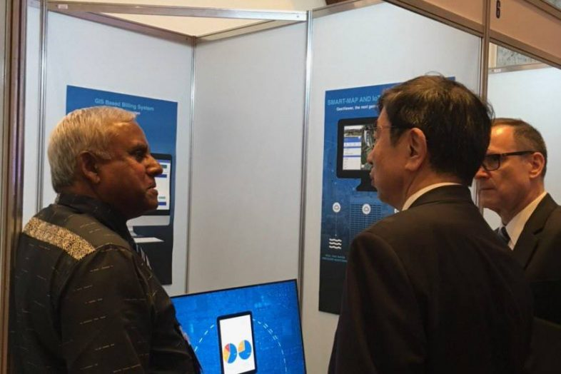Nobel Systems Showcases GeoViewer™ at Tri-State and Asia Water Forum
