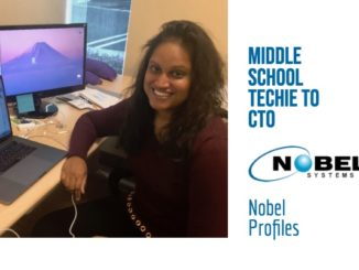Aretha Samuel: From Middle School GIS Techie to CTO