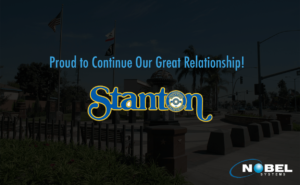City of Stanton Contracts Nobel Systems for GIS Cloud-based GeoViewer Online