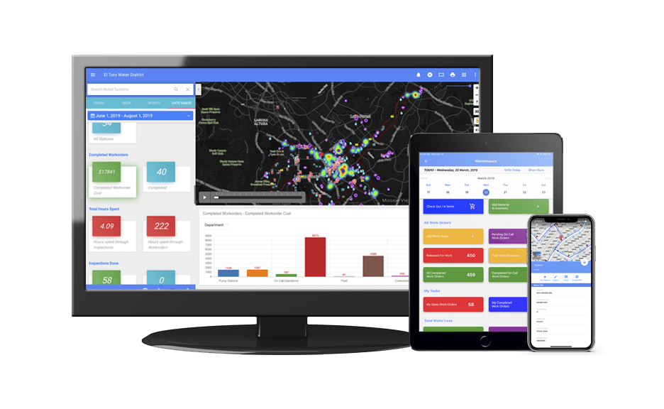 GeoViewer GIS Asset Management