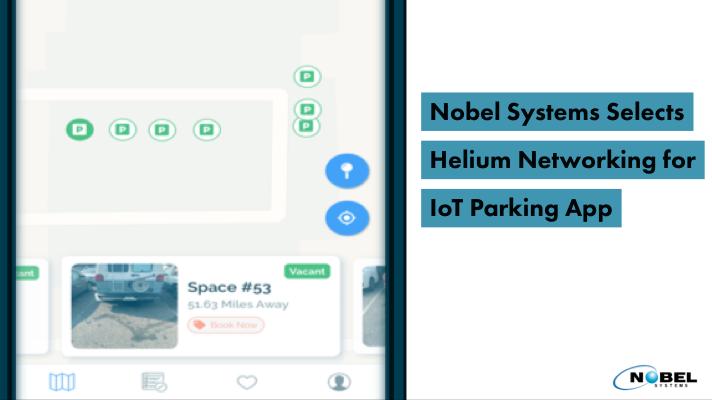 Iot parking app